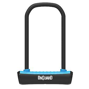 OnGuard Neon U-Lock Blue 115 x 292 x 13mm