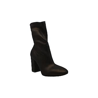 Kenneth Cole New York Womens Krystal Fabric Almond Toe Ankle Fashion Boots