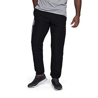 Canterbury Men's Cuffed Stadium Pant Tracksuit Bottoms, Noir, X-Small (28-30 pouces)