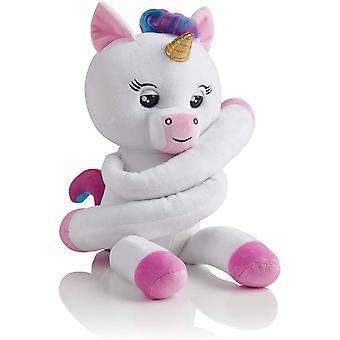Wow Wee Fingerling Hugs - Gigi The Unicorn Plush Toy