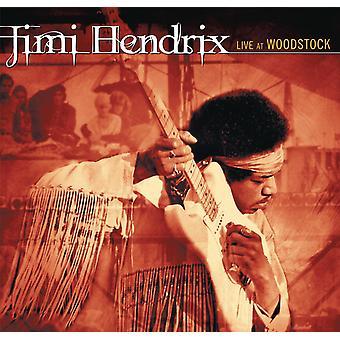Jimi Hendrix - Live At Woodstock Vinyl