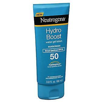 Neutrogena Neutrogena Hydro Boost Vatten Gel Lotion Solskyddsmedel SPF 50, 3 Oz
