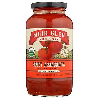 Muir Glen Sauce Pasta Arrbiata Org, Case of 12 X 25.5 Oz