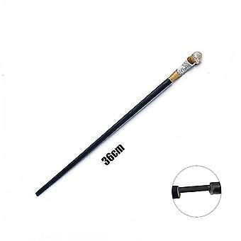 نماذج مقياس هاري بوتر عصا سحرية هاري بوتر cosplay المعدن / الحديد جوهر عصا سحرية queenie
