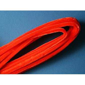 10 Oranssi 9mm Paksu Extra Long 50cm Putkenpuhdistusaineet | Chenille Varret