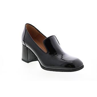 Aquatalia Adult Womens Marsha Patent Nappa Pumps Heels