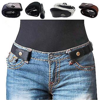 Пояс Пояс Пряжка Свободный ремень для джинсовых брюк Платья Без пряжки Растяжка Эластичный пояс пояс для женщин
