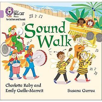 Sound Walk Band 00Lilac Collins Big Cat Phonics voor letters en geluiden