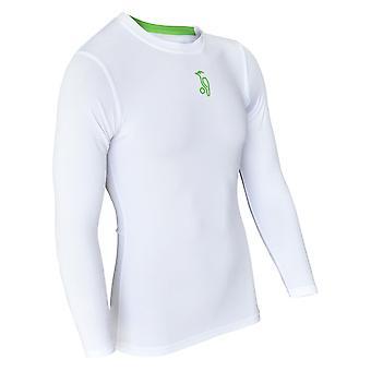 Kookaburra Kids Compression Lite Long Sleeve Cricket Shirt Sports Training Top