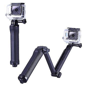 Stabilisateur cardbal portatif pour caméra d'action Gopro