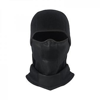 Motorcycle Warm, Cold And Windproof Hood