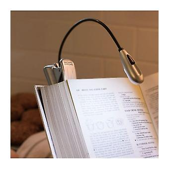 Mighty Bright Xtraflex LED Book Light - Silver
