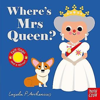 Where's Mrs Queen Felt Flaps