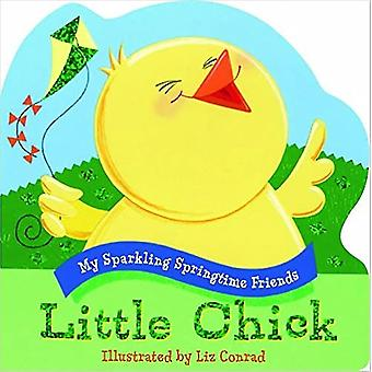 Bookcases standing shelves little chick my sparkling springtime friends board book