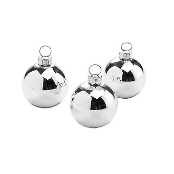 Bauble Place Card Holder - Silver