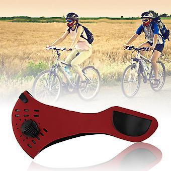 Half Face Mask Filter Anti Dust Cycling Bicycle Bike Motorcycle Racing Ski