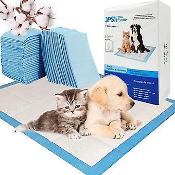 Balení 20 ultraabsorpční hygienické tréninkové rohože pro psy a kočky 60 x 90 cm