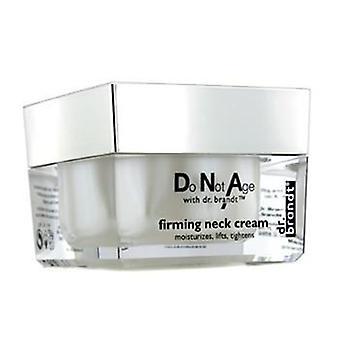 Dr. Brandt Do Not Age Firming Neck Cream - 50g/1.7oz