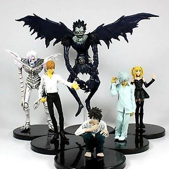 Anime Toy Death Note Hand Office Model šperky plné 6 ľudí