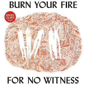 Angel Olsen - Burn Your Fire for No Witness [Vinyl] USA import