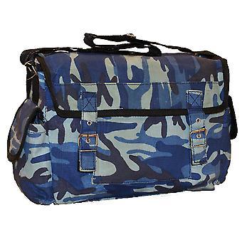 新しい軍中型ショルダー雑嚢バッグ