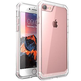 SUPCASE-iPhone 7 Case,Unicorn Beetle Series,Premium Case-Frost/Clear