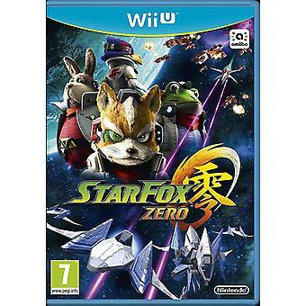 Star Fox Zero Nintendo Wii U Video Game
