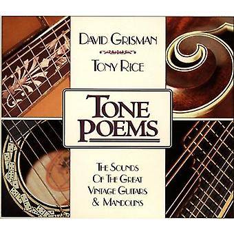 Grisman/Rice - Tone Poems [CD] USA import