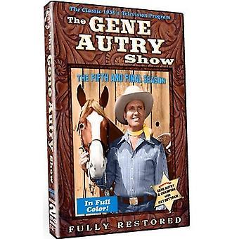 Gene Autry Show: Final Season [DVD] USA import