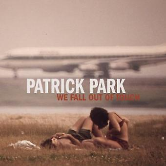 Patrick Park - We Fall Out of Touch EP [CD] USA import