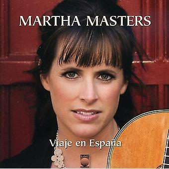 Martha Masters - Viaje in Espa a [CD] USA import