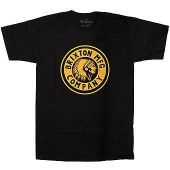 Camiseta de Brixton Rival negro