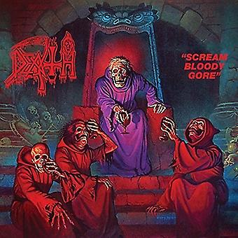Death - Scream Bloody Gore [CD] USA import