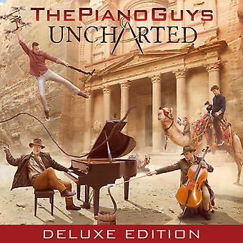 Piano Guys - Uncharted [CD] USA import