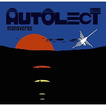 Autolect - Monoverse [CD] USA import