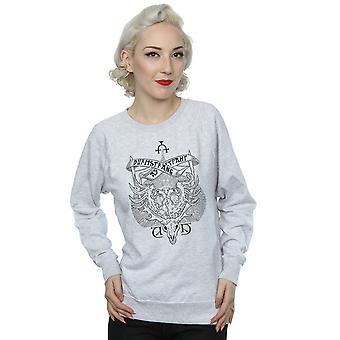 Harry Potter Women's Durmstrang Institute Crest Sweatshirt