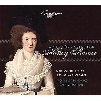 Mozart / Pollak / Tschiedel - Arias for Nancy Storace [CD] USA import