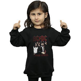 AC/DC piger Highway To Hell Sweatshirt