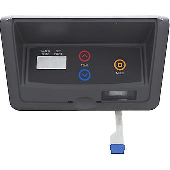 Raypak 009491F Control Panel IID with Decal