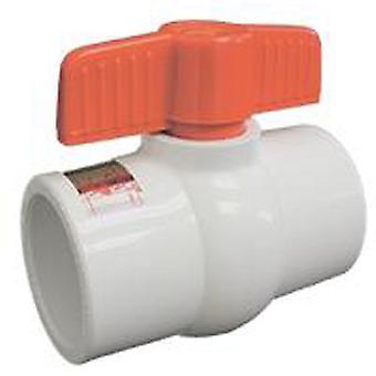"""アメリカのグランビー HMIP50SE PVC MIP 1/2""""SXS epdm 製ボール弁"""