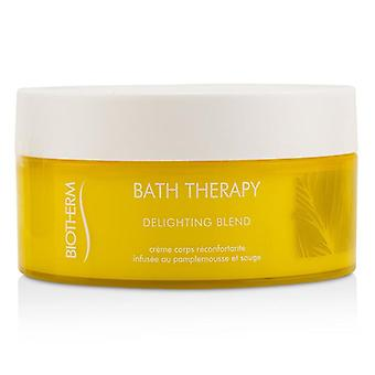 Biotherm Bath Therapy Delighting Blend Body Hydrating Cream - 200ml/6.76oz