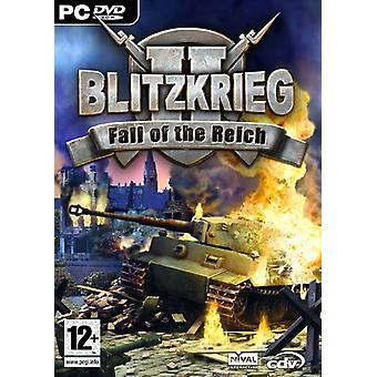 Blitzkrieg Fall of the Reich (PC DVD) - New