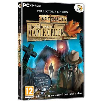 Enigmatis The Ghosts of Maple Creek (PC CD) - New