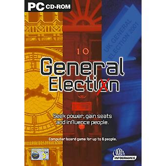 General Election (PC CD) - As New