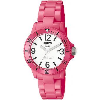 Invicta  Angel Women's 1209 PInk Plastic Watch