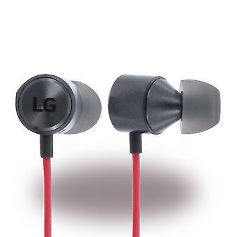 LG LE630 στερεοφωνικό ακουστικό QuadBeat 3 με τηλεχειρισμό μαύρο-χύδην