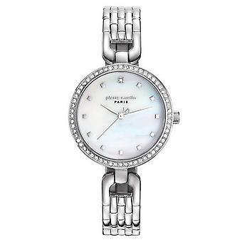 Pierre Cardin ladies watch wristwatch muette stainless steel PC108172F04