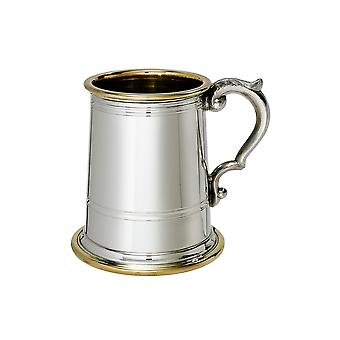 Jumătate halbă Wortley Pewter Tankard
