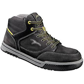 Albatros 631920 Safety work boots S3 Size: 42 Black, Yellow 1 Pair