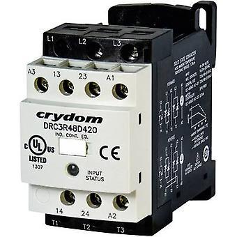 Crydom DRC3R48D420 Reversing contactor 24 V DC, 24 V AC 7.6 A 1 pc(s)